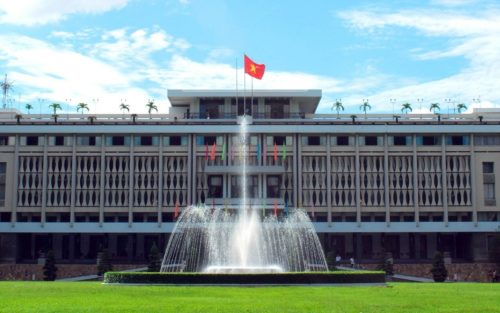 HCM - Presidential Palace