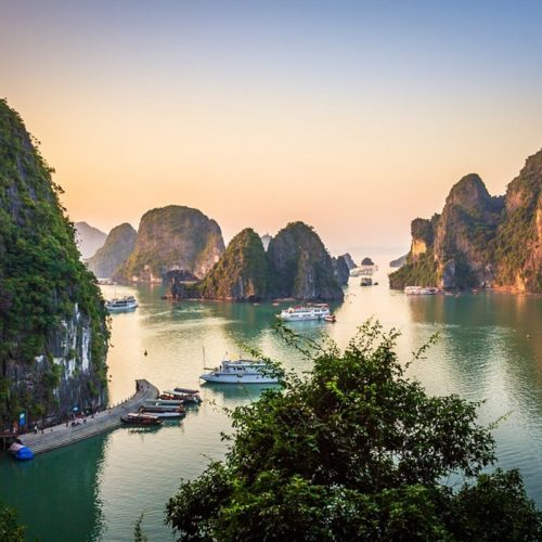 Ha Long - Cruise