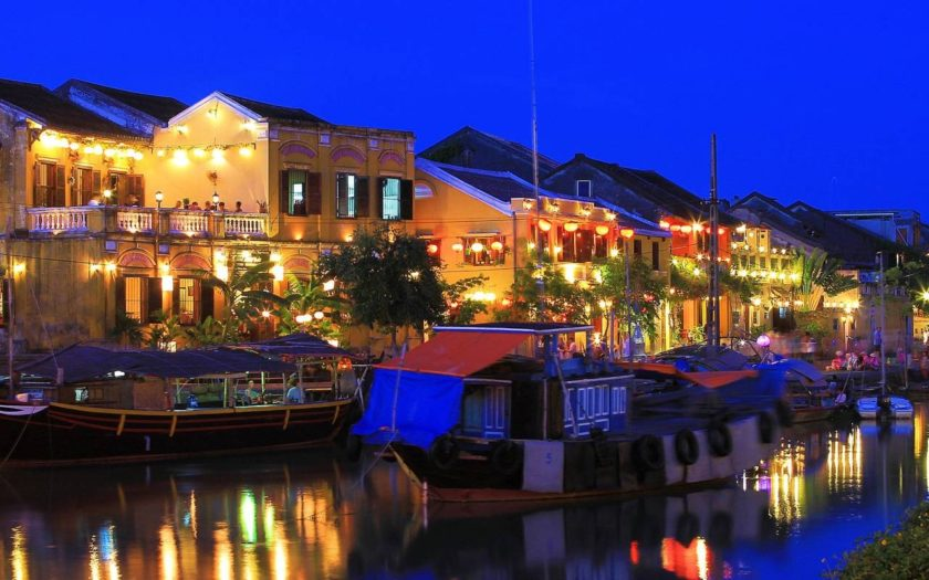 Beautiful Da Nang, Hoi An - Ancient City