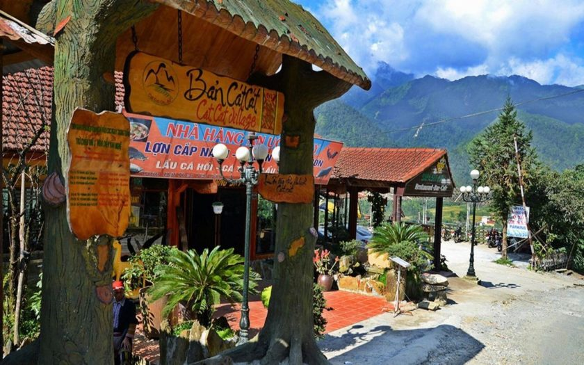 Sapa restauramt-in-cat-cat-village